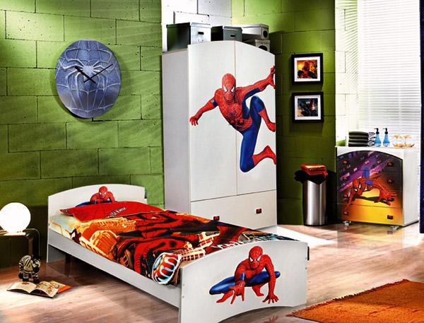 Комната человека паука своими руками 85