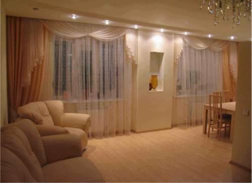 Для спальни выкройки дизайн штор для