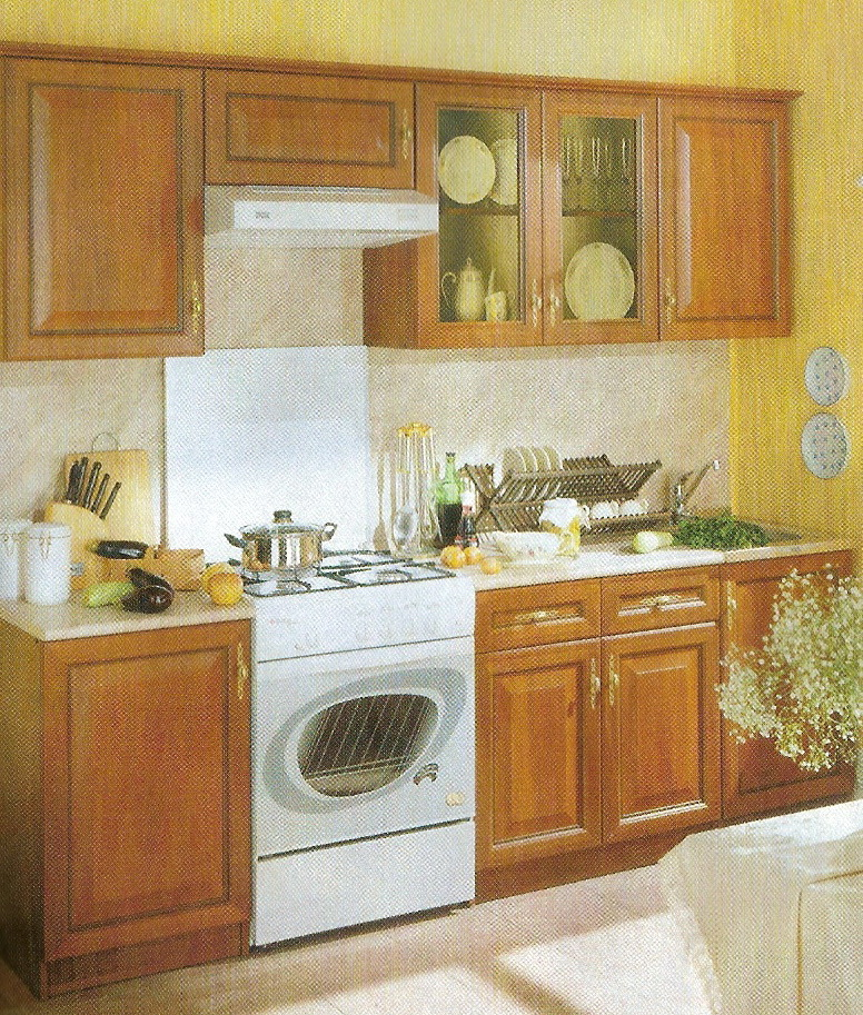 Кухонные гарнитуры дизайн 2015