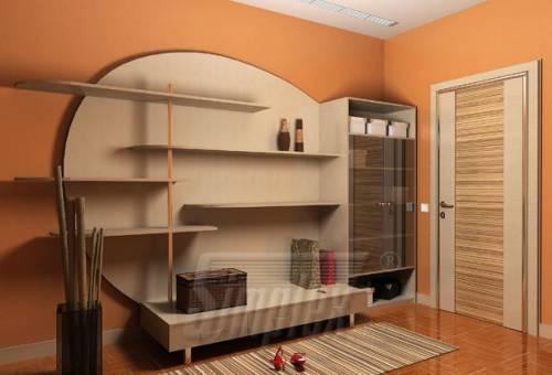 Мебель дизайн прихожая фото мебель